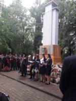 Торжественное мероприятие, посвящённое 74 годовщине Великой Победы
