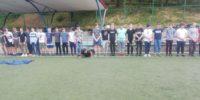 Соревнования юношей по первоначальной военной подготовке