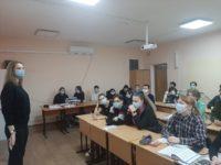 Встреча с руководителем МКУ г. Сочи ЦВПиДПМ Макоевой А.Г.
