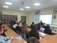 Классный час со студентами первых курсов на тему «Мое поведение в конфликте: христианский взгляд»