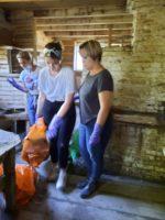 Помощь в ликвидации последствий наводнения