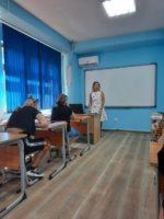 Первое заседание ШВР в новом учебном году