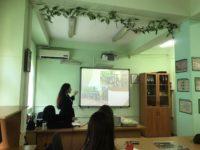 Информационные беседы посвященные знакомству студентов с деятельностью поисковой группы «Наследники Победы»