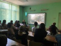 В рамках месячника «Безопасная Кубань» прошёл цикл бесед о безопасности дорожного движения